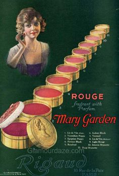 1910 rouge  ad