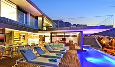 The Cheviots, South Africa, Cape Town, Camps Bay