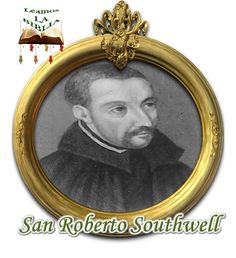 Leamos la BIBLIA: San Roberto Southwell