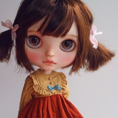 Blythe Custom   K07Doll