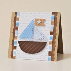 baby boy card by michael