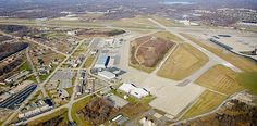 Aerial view of Stewart International Airport New York. Check out more @ http://www.airport-technology.com/projects/stewartinternational