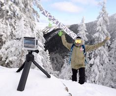 Our Tripod Grip is a compact tripod that's perfect for any photo op! Technology Gadgets, Tech Gadgets, Cool Gadgets, Everyday Items, Tripod, Telescope, Compact, The Unit, Instagram Posts