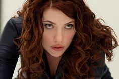 Scarlett Johansson Red Hair Color on Scarlett Johansson Red Hair Color - Best Celebrity Hairstyles