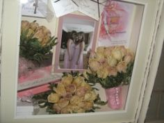 Memorabilia Boxing of Wedding Bouquet and Special Memories - Bridal Ideas Victoria