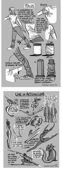 Ideas drawing clothes tutorial sketches animation for 2019 Drawing Lessons, Drawing Techniques, Drawing Tutorials, Drawing Tips, Art Tutorials, Art Lessons, Drawing Ideas, Drawing Stuff, Line Drawing Tumblr