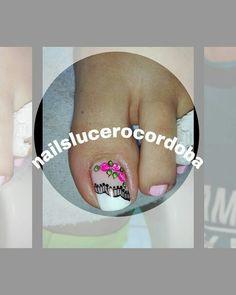 Pedicure Nails, Manicure, Nail Art, Instagram Posts, Diana, Unicorn, Angeles, Feet Nails, Nailed It