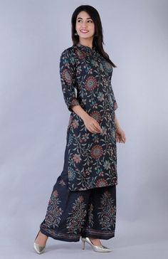 Indian Bollywood inspired designer Indowestern Dress Crop top | Etsy