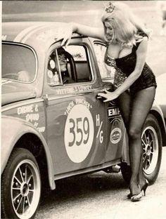 ♥  Old schooll VW racing