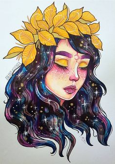 28 ideas drawing ideas dark thoughts for 2019 draw in 2019 art Art And Illustration, Watercolor Illustration, Girl Illustrations, Cartoon Kunst, Cartoon Art, Cartoon Girls, Surf Kunst, Illustrator Design, Cute Girl Drawing