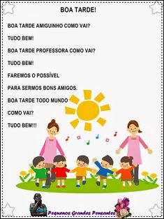 Música para Chegada na Educação Infantil Professor, Homeschool, Family Guy, Education, Comics, Kids, Gabriel, Alice, Dolls