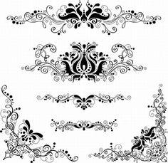 Retro-floral-patterns