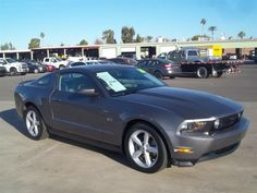 2010 Ford Mustang  RWD