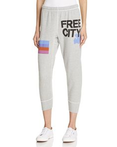 Free City Flag Heather Sweatpants City Flags 99829d2f35ff