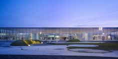 Louvre Lens (France) by SANAA architects
