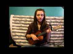 For all you ukulele lovers out there, check out my newest youtube cover! Honey Bee by Zee Avi! Enjoy! -Lara Etzen