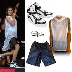 Zendaya Coleman's Clothes & Outfits | Steal Her Style