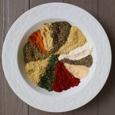 I always have this seasoning blend on hand to add flavor to dishes in place of salt. Plant Based Whole Foods, Plant Based Eating, Plant Based Recipes, Veggie Recipes, Whole Food Recipes, Vegetarian Recipes, Healthy Recipes, Eat Healthy, Diet Recipes