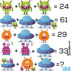 Logic Problems, Funny Puzzles, Mind Puzzles, 3rd Grade Math Worksheets, Virtual Games, Logic Games, Picture Puzzles, Outdoor Classroom, Brain Teasers