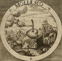 Daniel Cramer. The Rosicrucian Emblems of Daniel Cramer: Grow Soft, 1617.