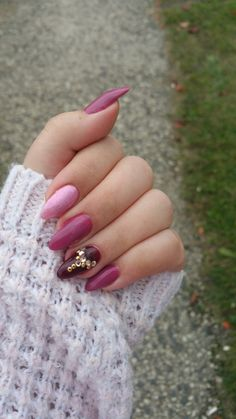 perfect nails for fall.