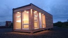 NYHET - Byggmodul TEK17   FINN.no Container Shop, Gazebo, Shed, Outdoor Structures, Container Store, Kiosk, Pavilion, Cabana, Barns