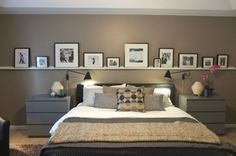 ber ideen zu bilder aufh ngen auf pinterest rahmen gipsw nde und aufgeh ngte. Black Bedroom Furniture Sets. Home Design Ideas