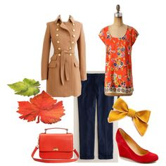 Love this outfit from polyvore.com