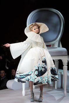 Christian Dior Haute Couture S/S 2007