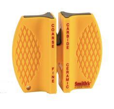 Smiths Consumer Products CCKS Pull-Thru Knife Sharpener, Portable ** To view further for this item, visit the image link.