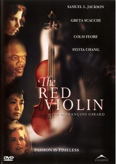 The Red Violin (1998) A perfect red-colored violin inspires passion, making its way through three centuries over several owners and countries, eventually ending up at an auction where it may find a new owner. Carlo Cecchi, Jean-Luc Bideau, Christoph Koncz ...7a
