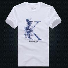 New arrival 2013 male short-sleeve slim T-shirt print casual short-sleeve t-shirt male o-neck t shirt