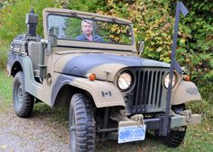 1953 Willys M38A1 - Photo submitted by Steve Hearn.
