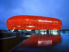 2005 - Allianz Arena - München - Herzog & de Meuron