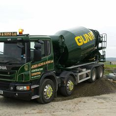 SCANIA ////////////// Cement Mixer Truck, Concrete Mixers, Truck Art, Classic Trucks, Cool Trucks, Buses, Motorhome, Cars And Motorcycles, Trailers