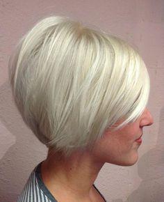 46161964903173163 Cute short haircut