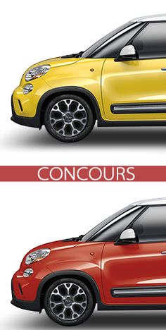 Gagnez 1 des 2 FIAT 500L sport d'une valeur de plus de 24 000 $! Fin le 17 avril.  http://rienquedugratuit.ca/concours/gagnez-1-des-2-fiat-500l-sport/