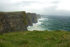 Cliffs of Moher How to Travel Ireland on a Budget