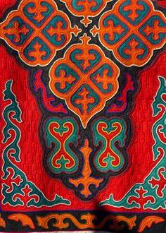 Handmade Felt Shyrdaks from Kyrgyzstan