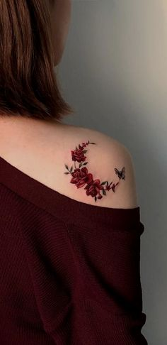 Feed your ink addiction with 50 of the most beautiful rose tattoo designs for men … – Ruth Fer. - diy tattoo images - Feed your ink addiction with 50 of the most beautiful rose tattoo designs for men Ruth Fer. Mini Tattoos, Body Art Tattoos, Small Tattoos, Tatoos, Woman Tattoos, Key Tattoos, Tiny Rose Tattoos, Random Tattoos, Turtle Tattoos
