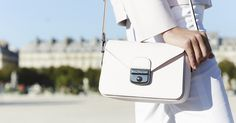 Spotted: Le Pliage Héritage Mini! Where will you take yours? #LongchampSS16