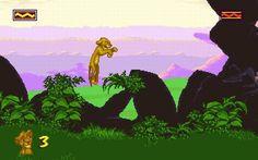 Lion King for Super Nintendo!