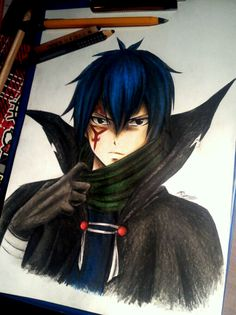 Hiding his true face...~ Jellal by ~Reyos-Cheney on deviantART