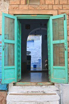 Doors - Jodhpur, India | Flickr - Photo Sharing!