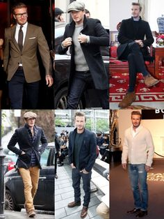 David Beckham 2013 Outfits Lookbook  gethimback Best Dressed Man 42802d647044c