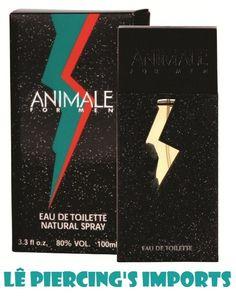 Perfume Animale Masculino 100ml Eau de Toilette