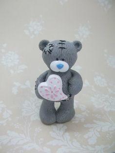 Tutorial: Teddy (Polymer Clay - Fimo - Cernit) https://www.facebook.com/MondoDiSisina https://www.etsy.com/it/shop/MondoSisina
