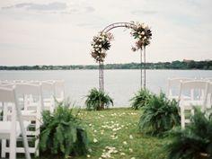 Lakeside Dallas Wedding at The Filter Building: http://www.stylemepretty.com/texas-weddings/dallas/2014/08/27/lakeside-dallas-wedding-at-the-filter-building/   Photography: Nicole Berrett - http://www.berrettphotography.com/