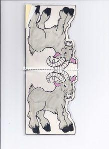 three billy goats gruff printables