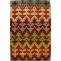 Karastan Dharma Dachshund 9 ft. 6 in. x 12 ft. 11 in. Area Rug-427832 - The Home Depot